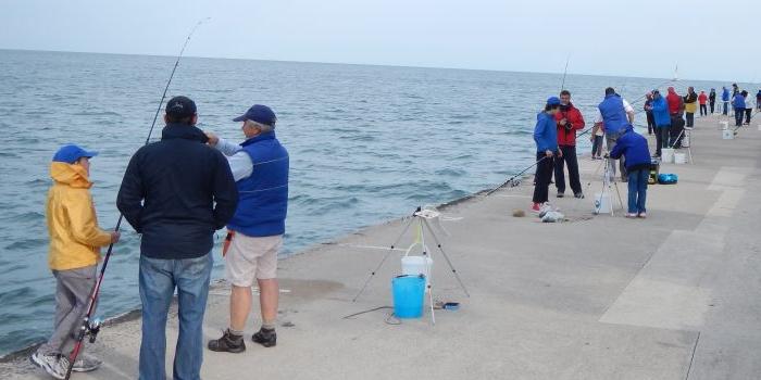 24. Mladinsko državno prvenstvo v rib. z obale