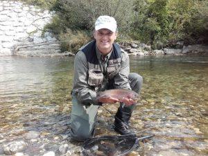 Andrej Šoštarič je izjemno zanimiv človek, odličen ribič in dober prijatelj.