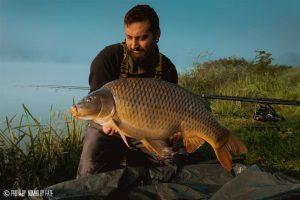 Za poletni ribolov je najboljši čas dneva jutro in večer.