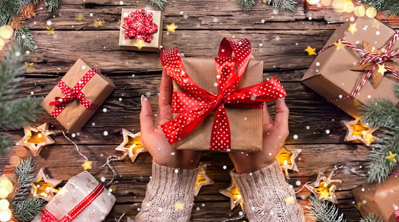December je čas obdarovanja. Podarite darilni bon!