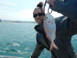 Ribolov v slovenskem morju je lahko zelo zanimiv!