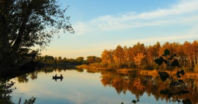 Zakaj je jesen odličen čas za ribolov?